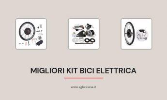 13 Migliori Kit Bici Elettrica del 2021 [Facile da Installare]