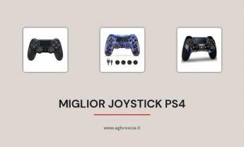 12 Miglior Joystick PS4 del 2021 [Altoparlante Incorporato]