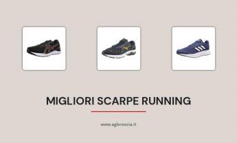 13 Migliori Scarpe Running del 2021 [Suola in Gomma Resistente]